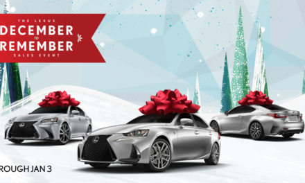 Do People Really Give Lexus Vehicles As Gifts?